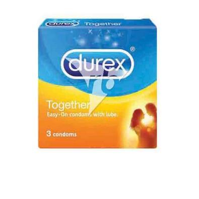 Durex Extra Safe Easy On + Together Easy On + Comfort 3'S