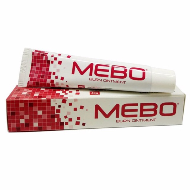 Mebo Burn Ointment 10g Shopee Malaysia