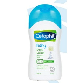 Cetaphil Baby Daily Lotion (400ml)