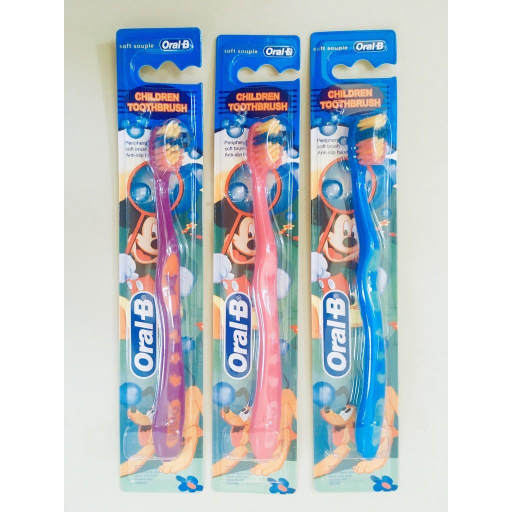 Oral-B Sensitive Teeth Multi-Care Children Toothbrush Anti-Bacterial Bristle