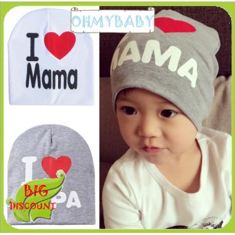 🌸OMB🌸Boy Girl Cap Beanie Baby Infant Toddler Kids Cotton Warm