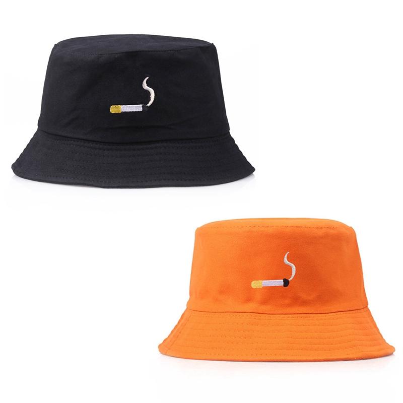 52f7521b Fashion Bucket Hat Fashion Letter UCLA Embroidery Fisherman Hats Fishing Cap    Shopee Malaysia