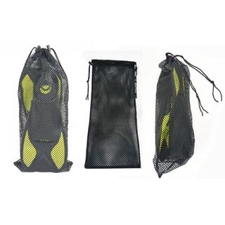 c2f954e04111 Bag Mesh Pouch Drawstring Bag Nylon Breathable Storage Sack Outdoor ...