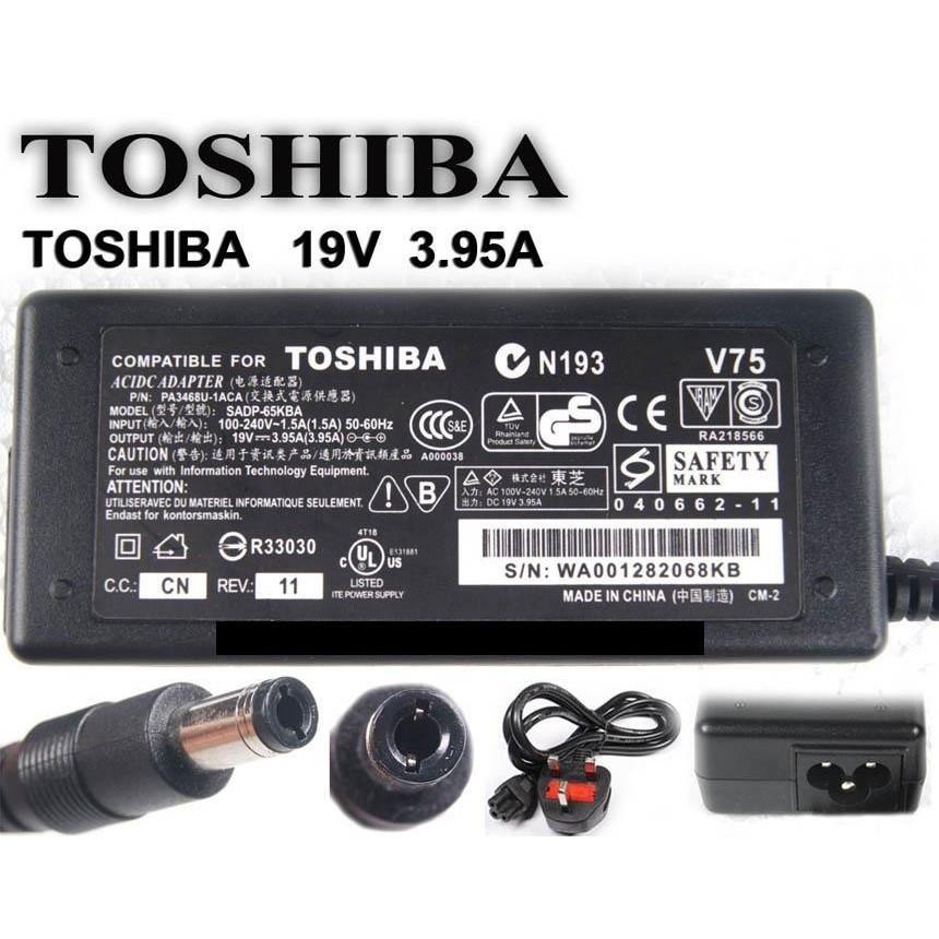 TOSHIBA M840 R830 L845 L850 L740 L735 L745 L735D Power Adapter Charger