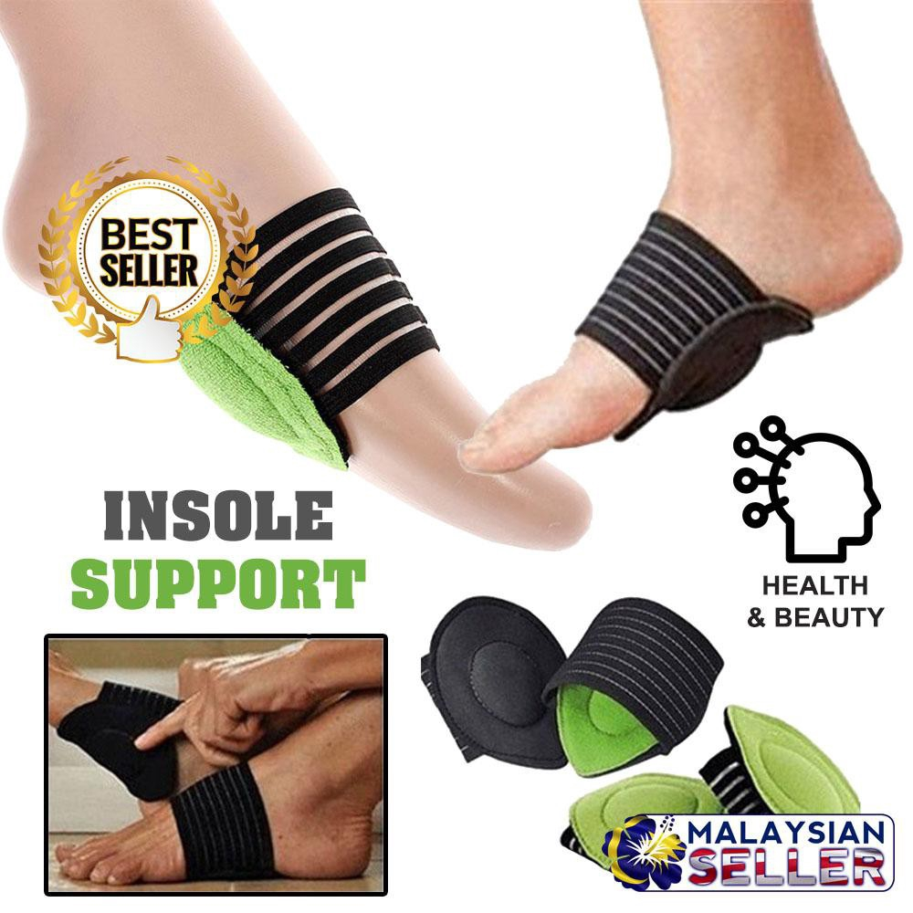Ville Strutz Shoes Insole Cushioned Arch Support