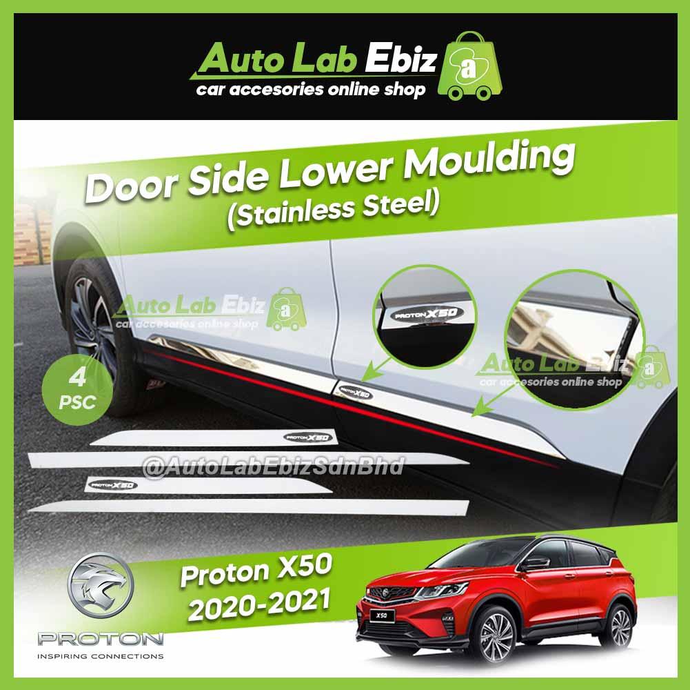 Proton X50 2020-2021 Door Side Lower Moulding (4 pcs/set)