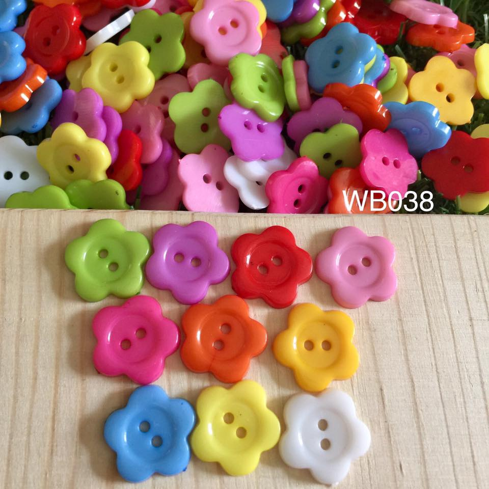 ASSORTED BUTTONS PACK OF 1kG PASTEL MIXED BUTTONS PLASTIC BUTTONS