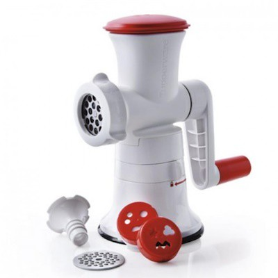 Tupperware Handy Kitchen Tools Fusion Master Food Processor Meat Grinder