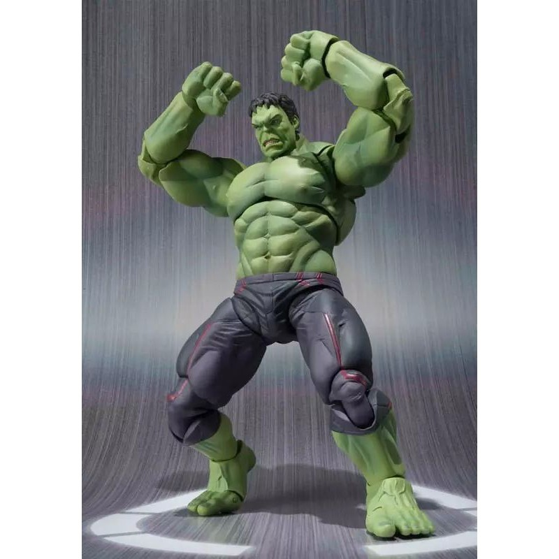 Marvel Avengers Super Hero Incredible Hulk Action Figure Toy Doll Collection pvc