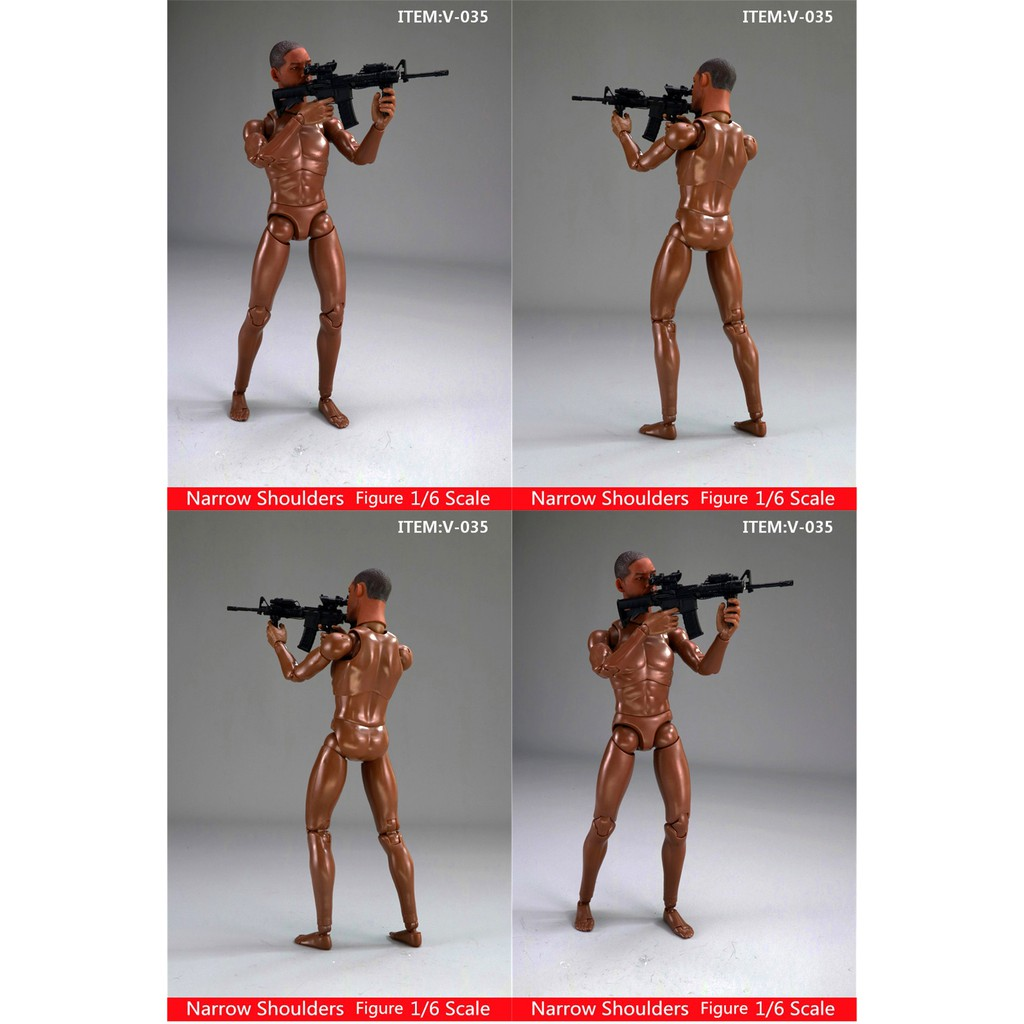 In-Stock 1//6 Scale Will Smith Head /& Body V035 For 12in Action Figure