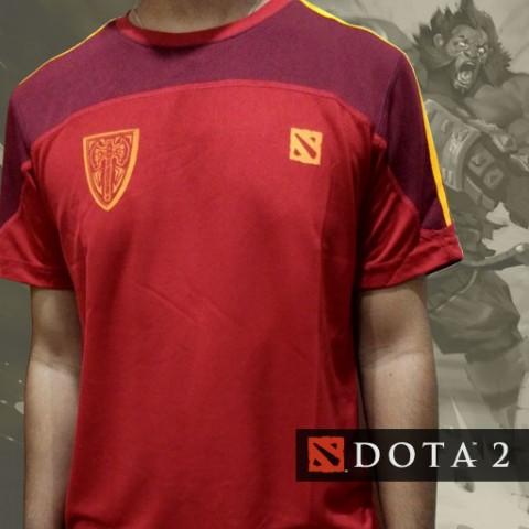 DOTA 2 Axe Soccer Jersey M