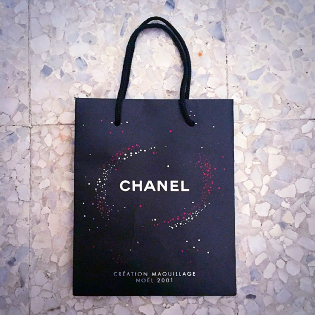 7cabdc4a7165b5 AUTHENTIC CHANEL Paperbag / Paper Bag 🛍 & Dustbag | Shopee Malaysia