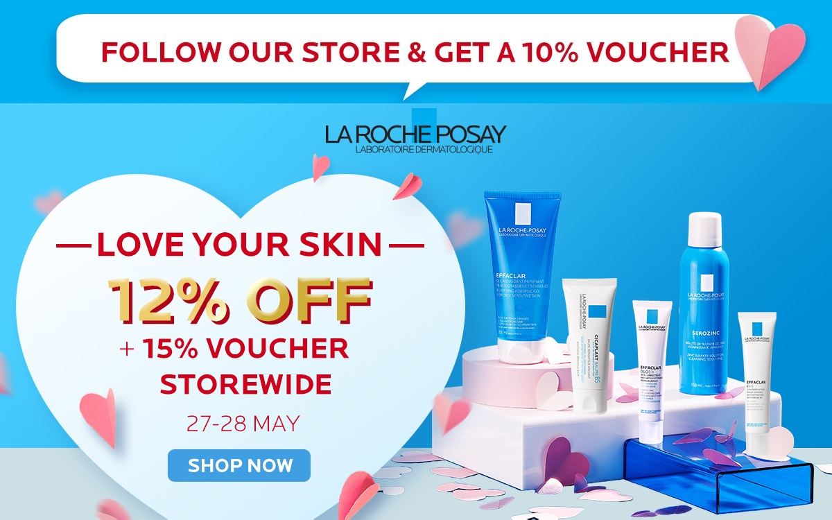 La Roche Posay Promotion malaysia
