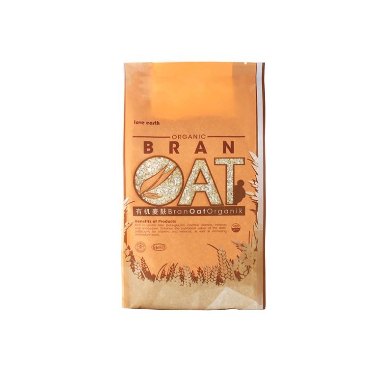 Organic Oat Bran 400g