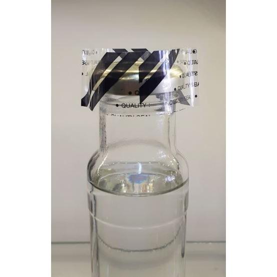 [1000 Pcs] Shrinkable Plastic Sealer Heat Shrink Bands For Jars Bottles Balang Botol | 热收缩塑胶包装纸