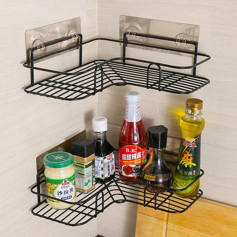 Bathroom Shelf Wall Rack Wash
