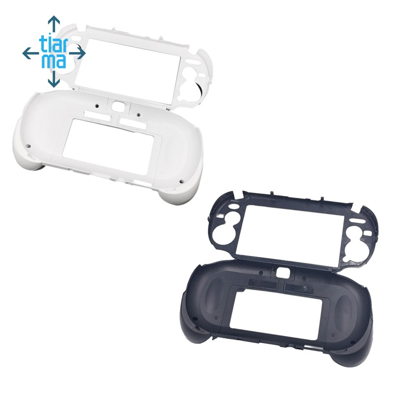 Matte Hand Grip Handle Joypad Stand Case with L2 R2 Trigger Button For  PSV1000 PSV 1000 PS VITA 1000