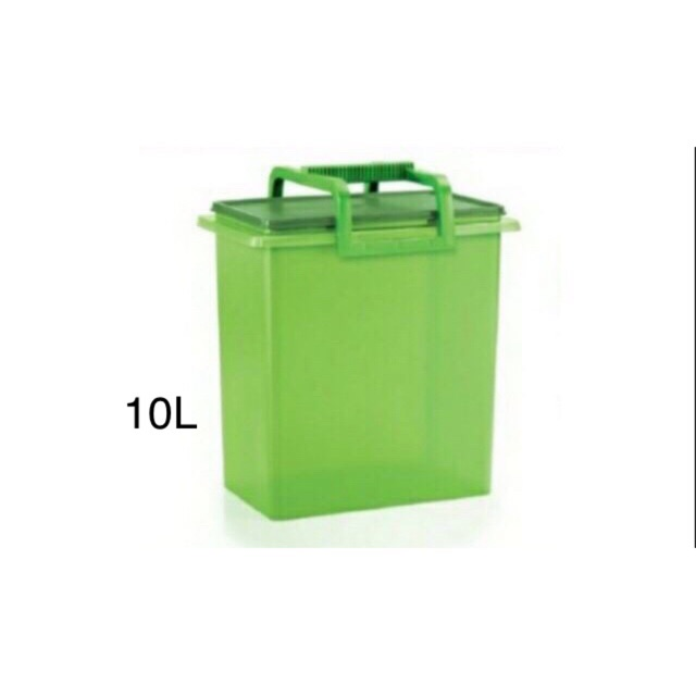 Tupperware Buddy Keeper with Handle 10L (1pc)