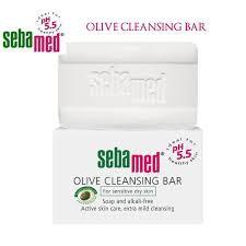 Sebamed Olive Cleansing Bar 150g