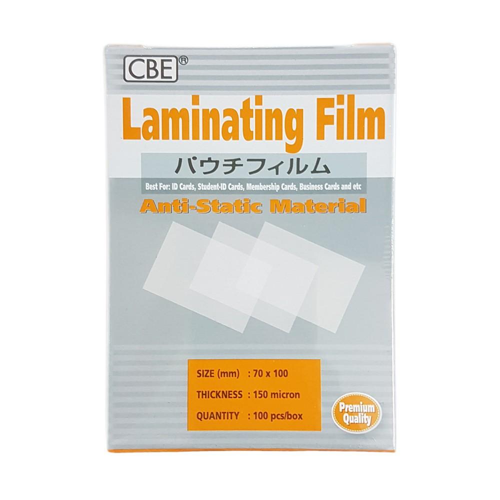 CBE Laminating Film x150MIC