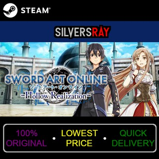 PC) Sword Art Online: Hollow Realization – Deluxe Edition