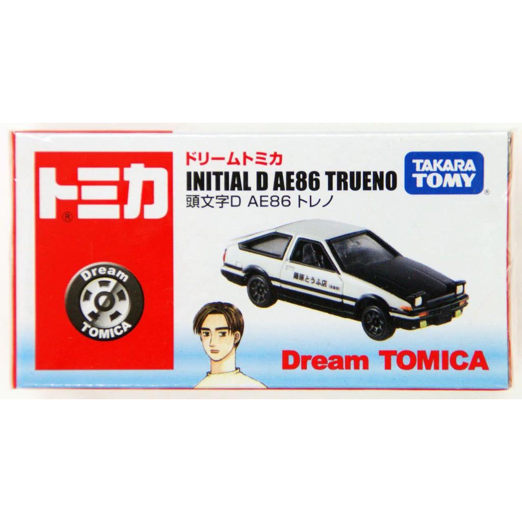 Tomica Initial D Toyota Ae86 Trueno No 145 Shopee Malaysia Skyline Gt Rr32 141 Dream