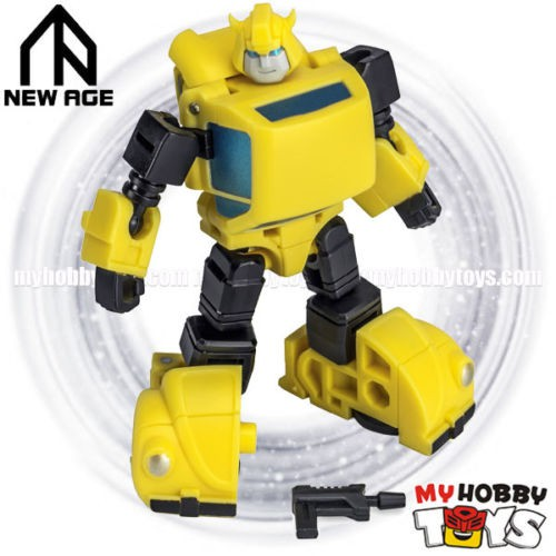 Transformers New Age Toys NA H6 Max in Stock