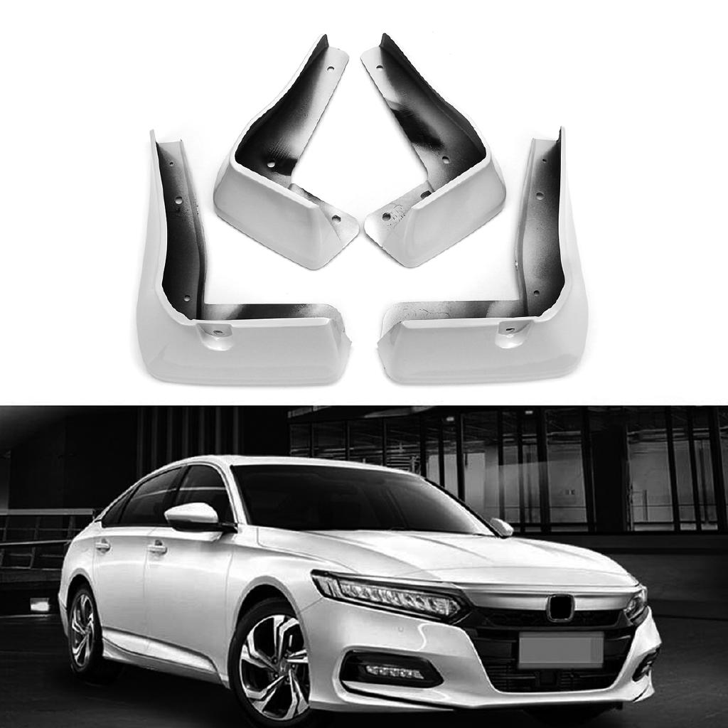 Wotefusi Car New Front /& Rear Mud Flaps Splash Guards For Jaguar XF All Year NOT fit for 2016 up models