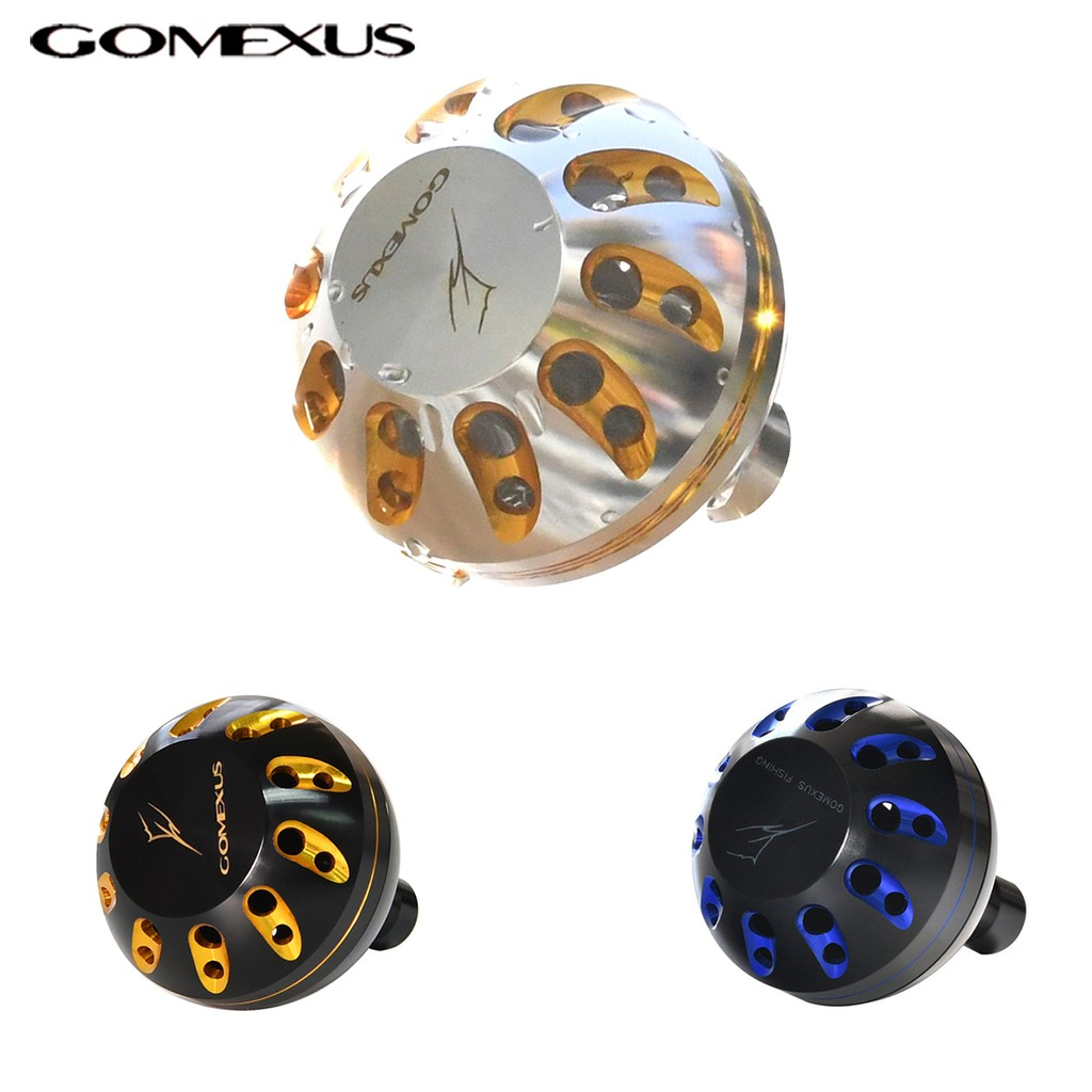 482e5f32549 Gomexus Knob Handle For Shimano Stradic FK 5000 Biomaster SW Twin Power SW  38mm | Shopee Malaysia