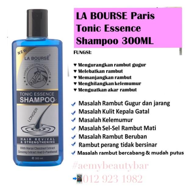 Shampoo Khas Kelemumur Kulit Kepala Berkerakrambut Gugur Migrain Kkm Halal Shopee Malaysia