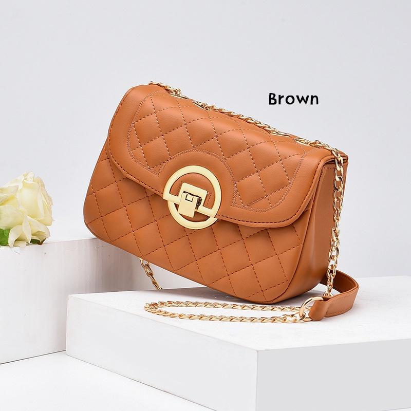 GDeal Korean Fashion Modern Trendy Small Fresh Female Bag Modern Multilayer Mini Dinner Dating Sling Bag