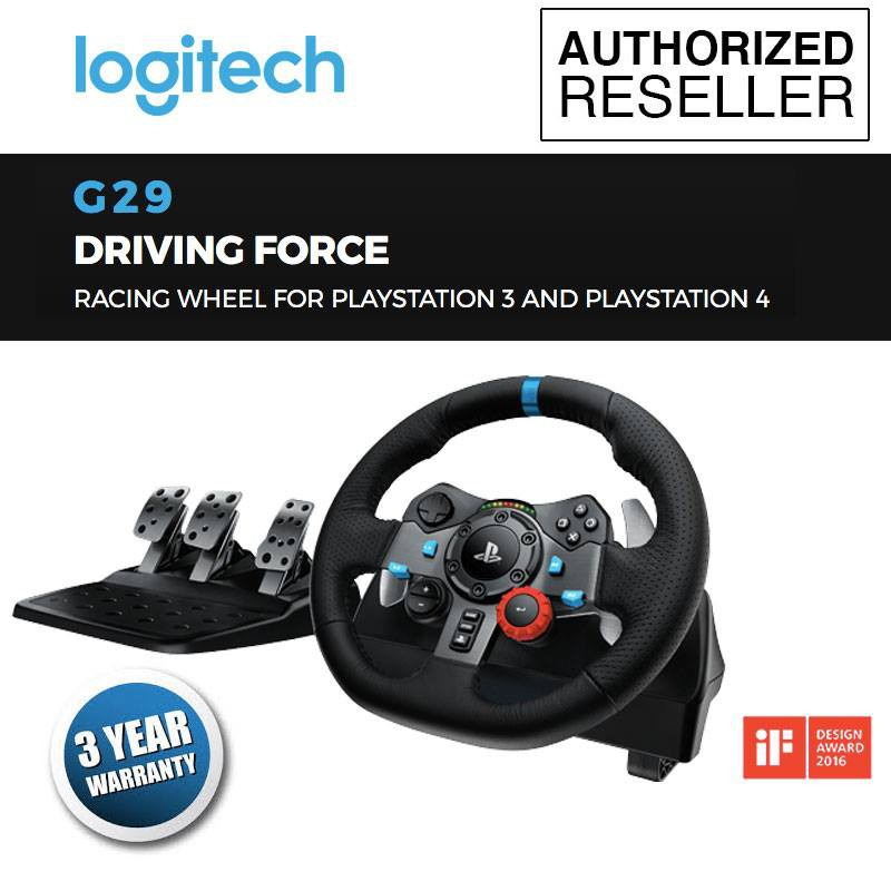 28a8e1706dc ProductImage. ProductImage. Logitech G29 Driving Force Racing Wheel ...