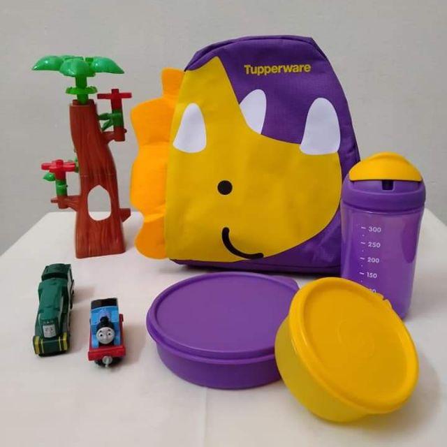 🔥NEW🔥 Little Explorer Dino Set by Tupperware Brands.