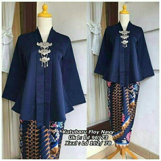 Kebaya Floy & Batik Skirt