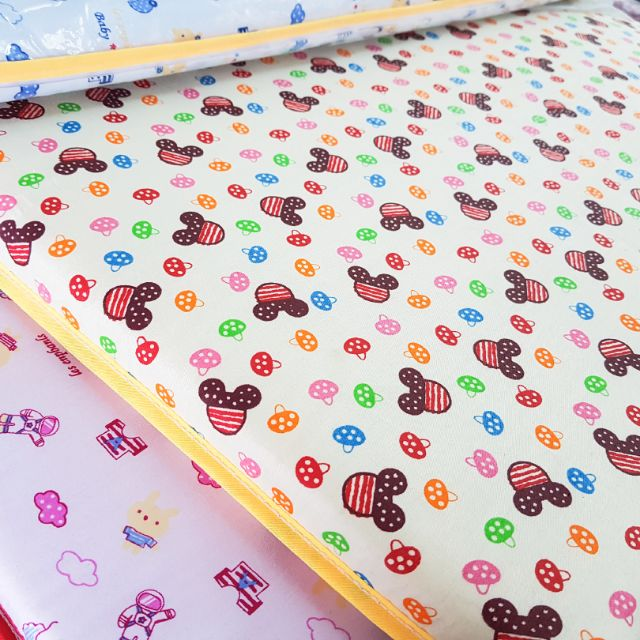 Tilam Baby / Baby Cot Bed 100% Cotton READY STOCK