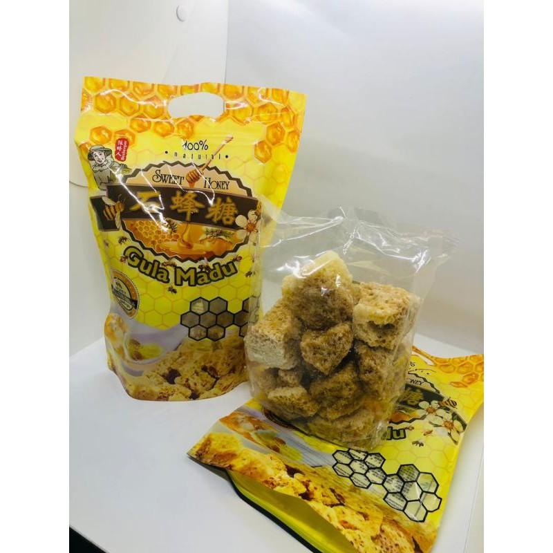 Honey Rock Sugar 纯真石峰糖 Gula Madu 600gm