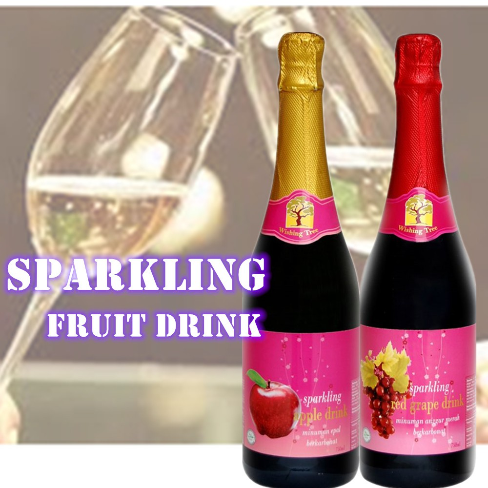 Wishing Tree Sparkling Fruit Drink