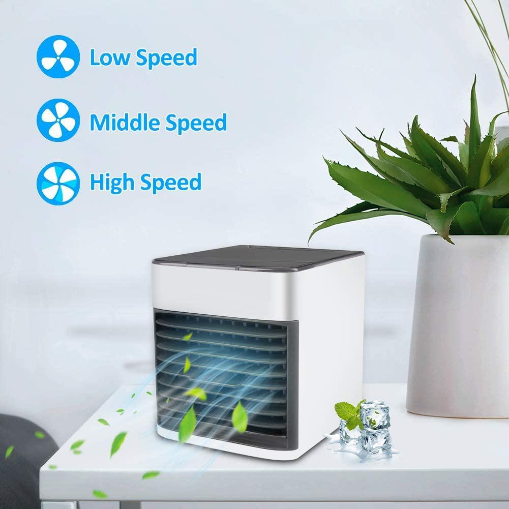 New USB Portable Air Cooler Purifier Air Cooler Ultra Air Conditioner Aircond Mini Aircooler