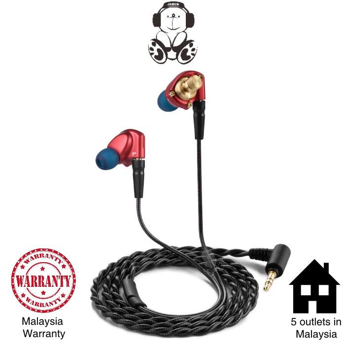 Acoustune HS 1551 CU MMCX Single Dynamic Driver Hi-Fi IEM In-Ear Earphones