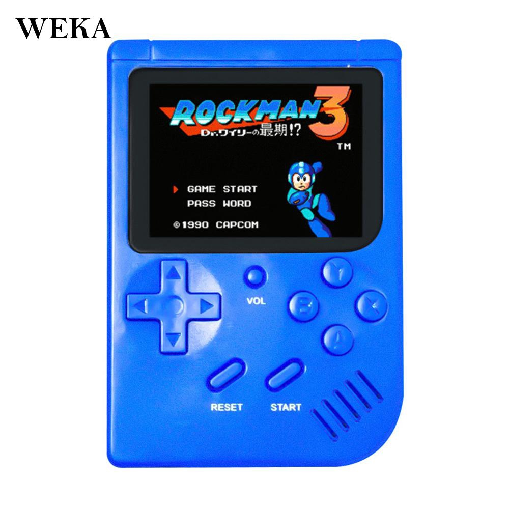 Weka Handheld Game 3 0 Retro Fc Tetris Handheld Game Kids Comfort Button Games Pocket Consoles Built In 188 Fabulous Shopee Malaysia