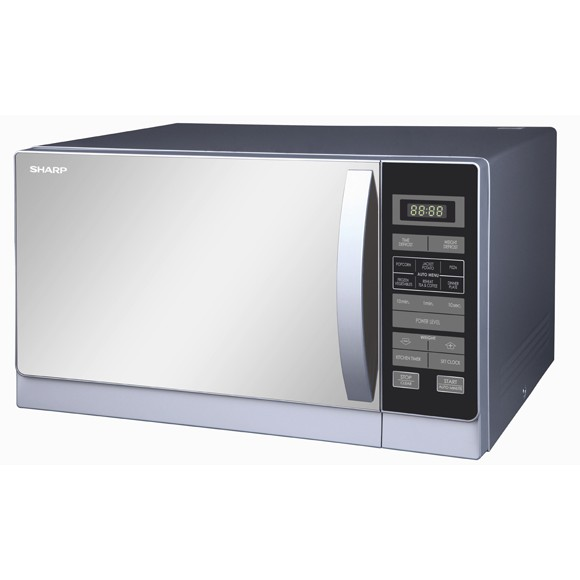 Sharp R352zs Microwave Oven 25l Touch Control Sho Malaysia