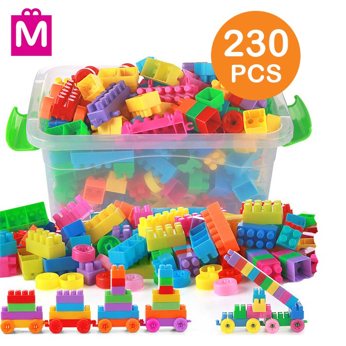 400pcs Kids DIY USA Education Bunchems Magic Ball Toys Mega Pack in Storage Box | Shopee Malaysia