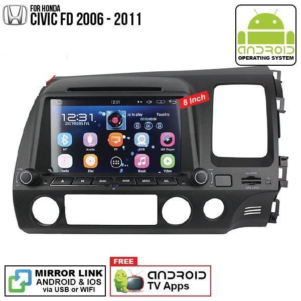 Honda Civic FD 2006-2012 8
