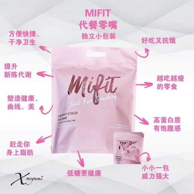 Mifit Xmegami - Ready Stock | Shopee Malaysia