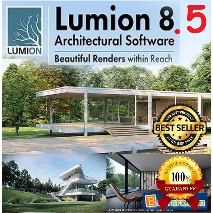 Lumion Pro 8 5 Windows Full version