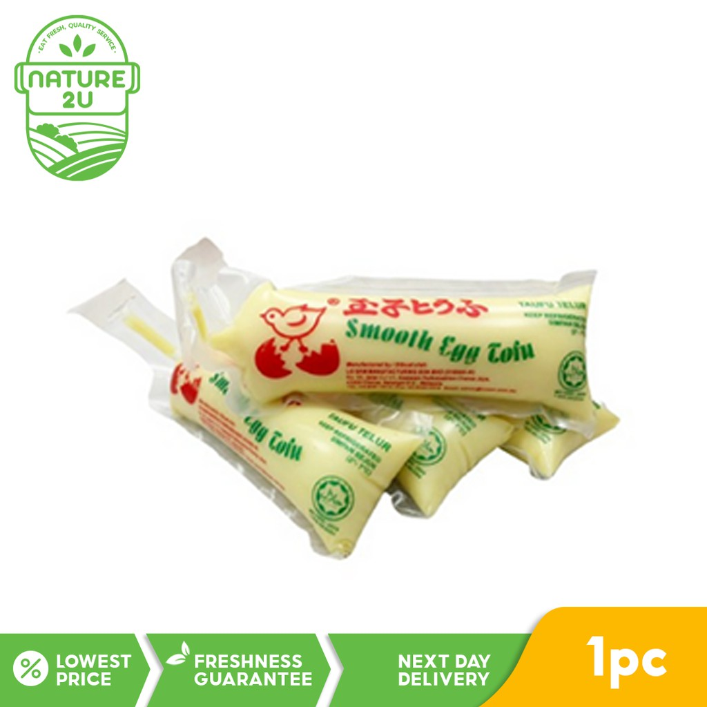 Beancurd Japanese With Egg (1 pc)