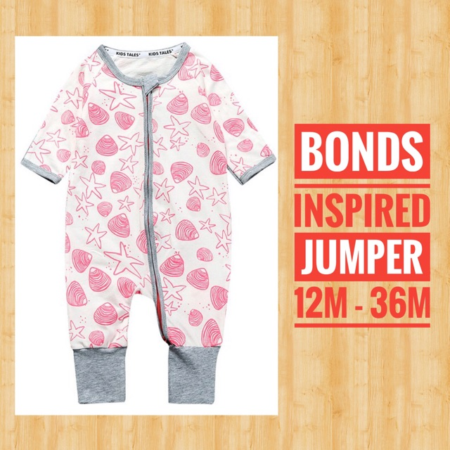 73557e48be1d ❄️Baby BONDS INSPIRED Jumper❄ | Shopee Malaysia