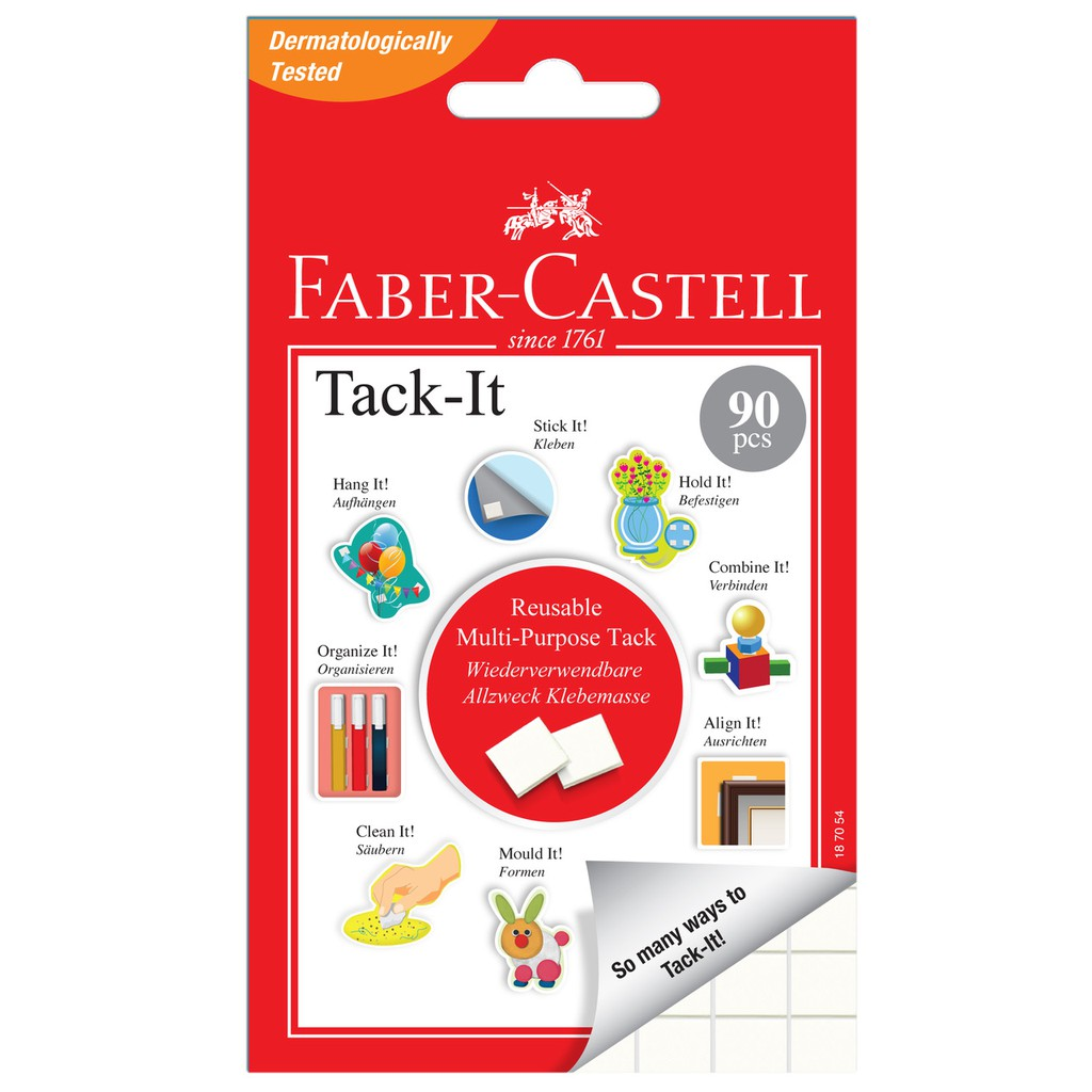 Faber Castell Tack-It 1pkt