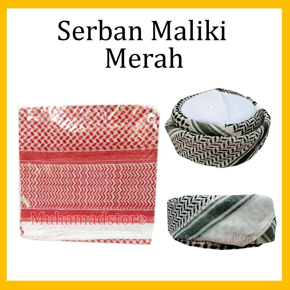 Serban (Malaki Yashmagh Merah)