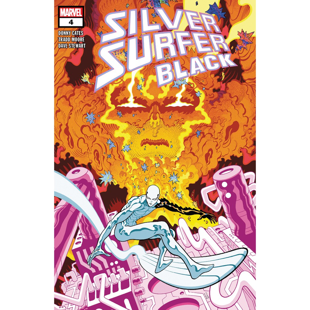 Silver Surfer - Black